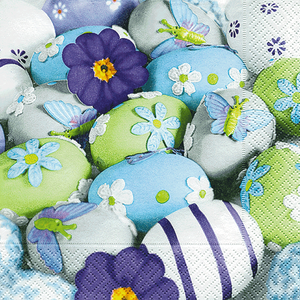 Bild: Paper + Design Servietten Easter Feeling