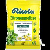 Bild: Ricola Zitronenmelisse Schweizer-Kräuterbonbons