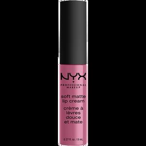 Bild: NYX Professional Make-up Soft Matte Lip Cream montreal