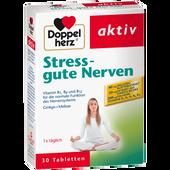Bild: DOPPELHERZ Stress - Gute Nerven Tabletten