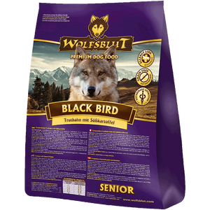 Bild: Wolfsblut Black Bird Senior