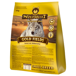 Bild: Wolfsblut Gold Fields Small Breed