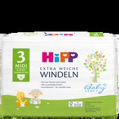 Bild: HiPP Babysanft Windeln Midi 3 6-10 kg
