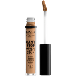 Bild: NYX Professional Make-up Can't Stop Won't Stop Concealer neutral buff