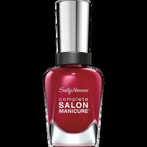 Bild: Sally Hansen Complete Salon Manicure Nagellack red-handed