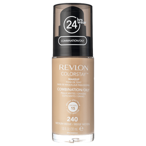 Bild: Revlon Colorstay Make Up for Combination/Oily Skin 240 medium beige
