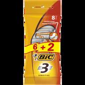 Bild: BIC 3 Sensitive Einwegrasierer