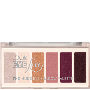 Bild: LOOK BY BIPA Eye Love Shadow Palette 020 the nude