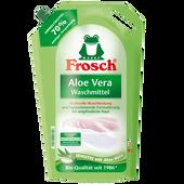 Bild: Frosch Aloe Vera Sensitiv-Waschmittel