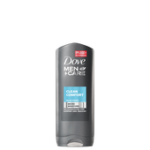 Bild: Dove MEN+CARE Clean Comfort Pflegedusche Mini