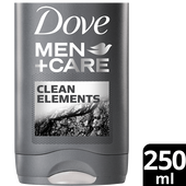 Bild: Dove MEN+CARE Clean Elements Pflegedusche