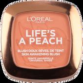 Bild: L'ORÉAL PARIS Life's A Peach Blush