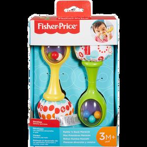 Bild: Fisher-Price Babys Rumba-Rasseln