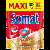 Bild: Somat Gold 12 Multi-aktiv Geschirrspüler Tabs