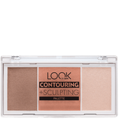 Bild: LOOK BY BIPA Contouring + Sculpting Palette