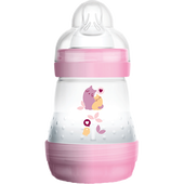 Bild: MAM Easy Start Anti-Colic 160ml Time for Love - Babyflasche Rosa