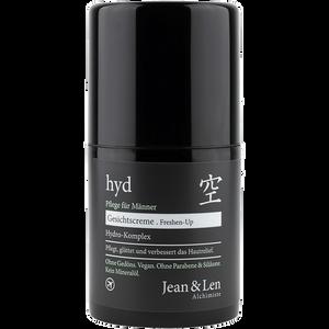 Bild: Jean&Len Hyd Gesichtscreme Freshen-Up