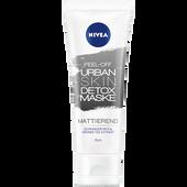 Bild: NIVEA Peel-Off Urban Skin Detox Maske