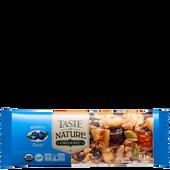 Bild: Taste of Nature Riegel Blueberry