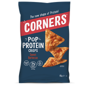 Bild: CORNERS POP Protein Crisps Sweet Barbecue