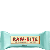 Bild: Raw Bite Peanut Riegel