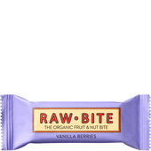 Bild: Raw Bite Vanilla Berries Riegel