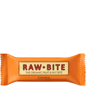 Bild: Raw Bite Cashew Riegel