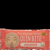 Bild: QUIN BITE Coconut Raw Bar Riegel