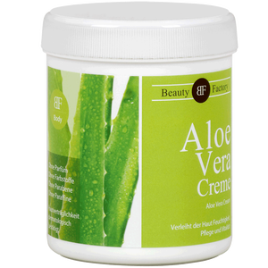 Bild: Beauty Factory Aloe Vera Creme