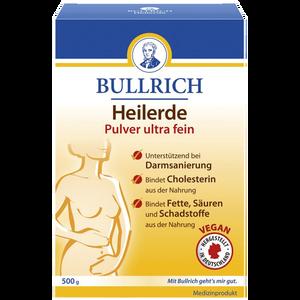 Bild: Bullrich Heilerde Pulver ultra fein