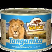 Bild: Wildcat Tanganika Forelle Süßkartoffel