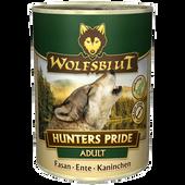 Bild: Wolfsblut Hunters Pride Ente Kaninchen