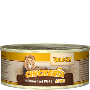 Bild: Wildcat Chickeria Pure Hühnerfilet