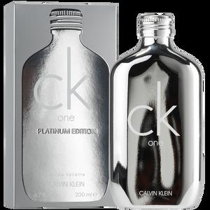 Bild: Calvin Klein CK one Platinum Edition Eau de Toilette (EdT)