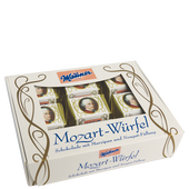 Bild: Manner Mozart-Würfel