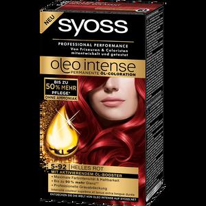 Bild: syoss PROFESSIONAL oleo intense helles rot