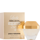 Bild: Paco Rabanne Lady Million Eau My Gold! Eau de Toilette (EdT) 30ml