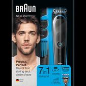 Bild: Braun Multigroom 7in1 Kit