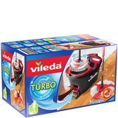 Bild: vileda Wischsystem Easy Wring & Clean Turbo