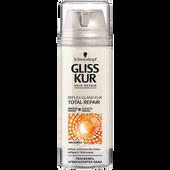Bild: Schwarzkopf GLISS KUR Hair Repair Total Repair Reflex-Glanz-Kur