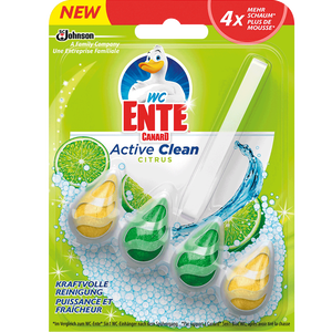 Bild: WC-Ente Active Clean Citrus