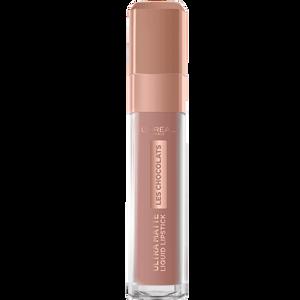 Bild: L'ORÉAL PARIS Infaillible Ultra Matte Lex Chocolats Liquid Lipstick Sweet Tooth