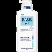 Bild: BASIS pH Body Milk