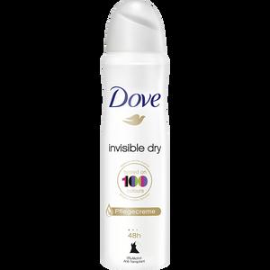 Bild: Dove Invisible Dry Deospray