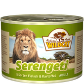 Bild: Wildcat Serengeti Adult 5 Sorten Fleisch