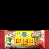 Bild: Willi Dungl Kraftriegel Apfel-Zimt