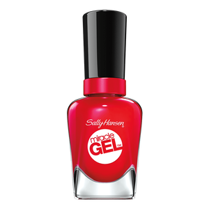 Bild: Sally Hansen Miracle Gel Nagellack red eye