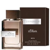 Bild: s.Oliver Superior Men Eau de Toilette (EdT)
