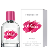 Bild: s.Oliver Friendship Woman Eau de Toilette (EdT)