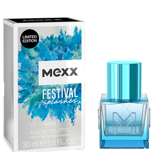 Bild: Mexx Festival Splashes Man Eau de Toilette (EdT)